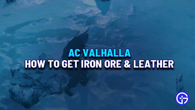 how-to-get-iron-ore-leather-assassins-creed-valhalla