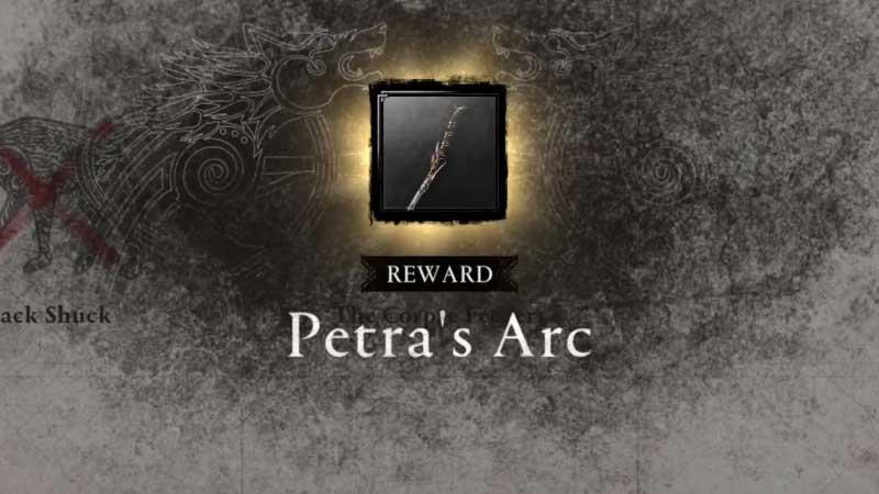 how-to-get-petras-arc-valhalla