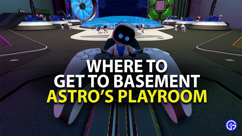 how to get to basement in astros basement