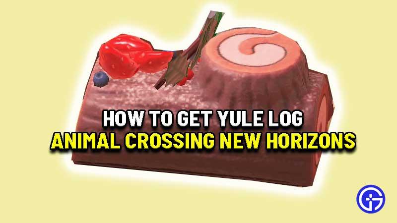 how-to-get-yule-log-animal-crossing-new-horizons