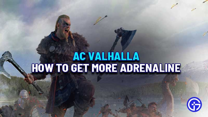 how-to-increase-adrenaline