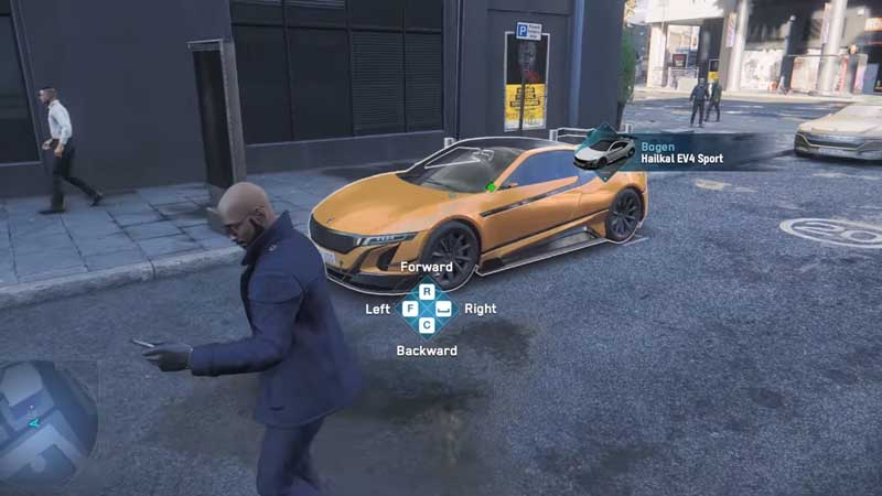 how to purchase cars in watch dogs legion