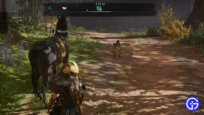 how-to-ride-horse-assassins-creed-valhalla