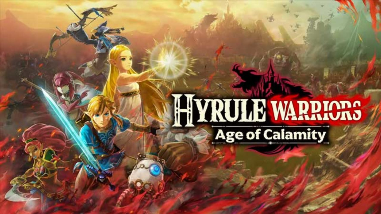 How To Scan Amiibo Into Hyrule Warriors Age Of Calamity