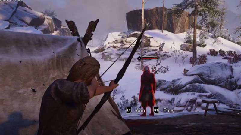 how-to-shoot-arrows-assassins-creed-valhalla