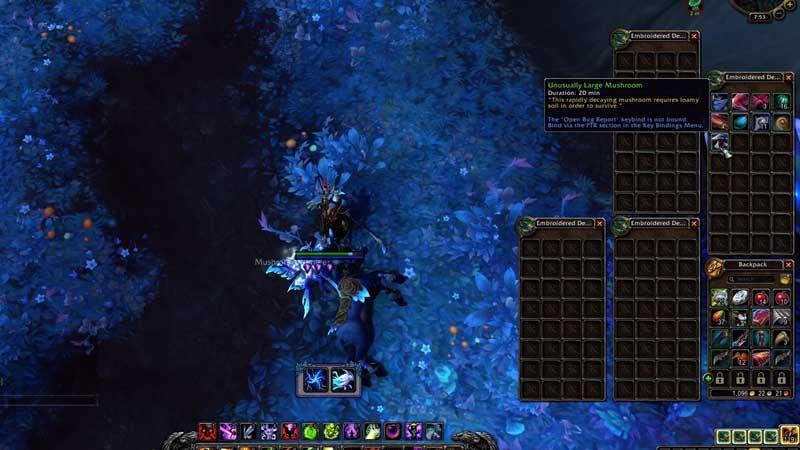 how to summon humon'gozz in wow shadowlands
