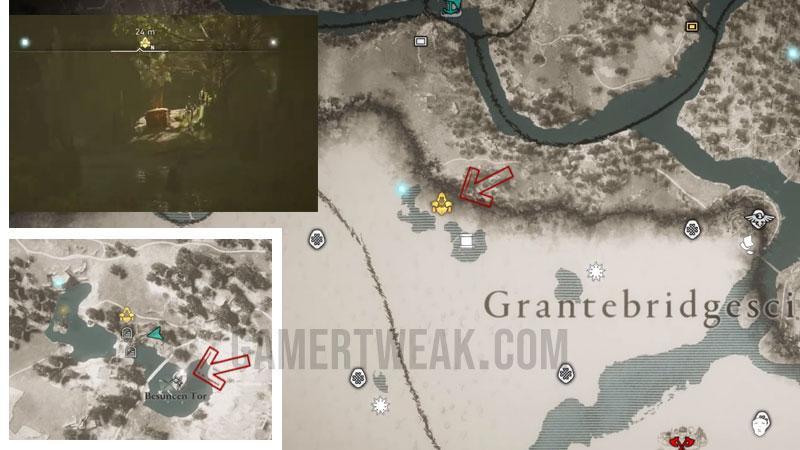 AV Valhalla Huntsmen's Armor Piece 3 Location