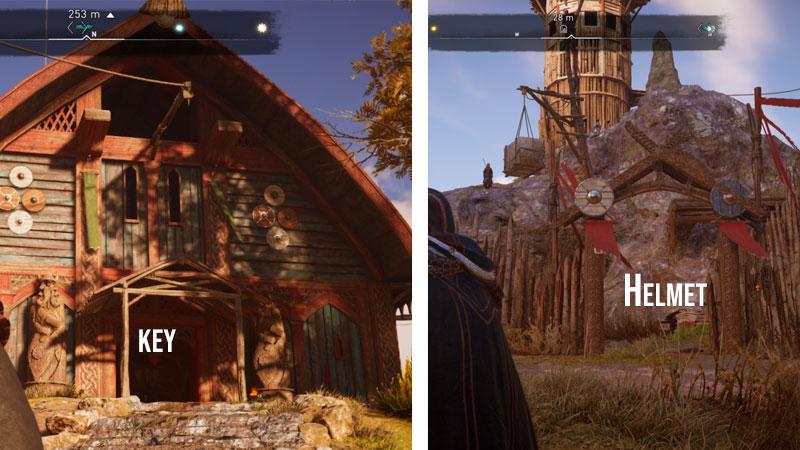 AV Valhalla Huntsmen's Armor Piece 4 Location