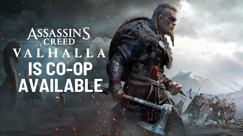 is assassin's creed valhalla co-op