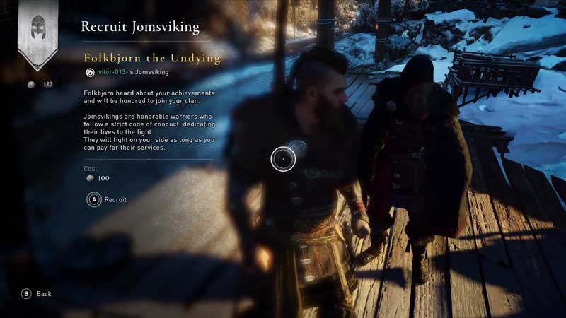 assassin's creed valhalla jomsvikings guide