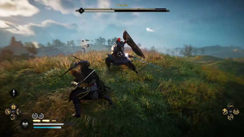 how to beat zealot kendall in assassins creed valhalla