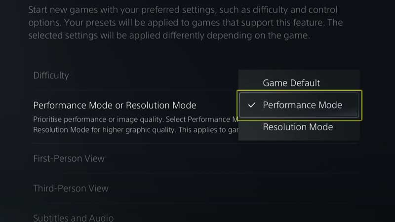 PS5 120hz Refresh Rate