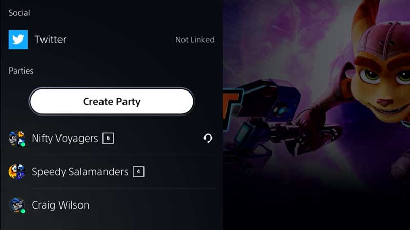 PS5 How to Add Friends