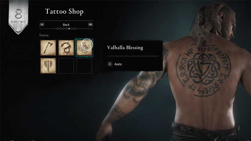 How To Build Tattoo Shop In Assassin's Creed Valhalla
