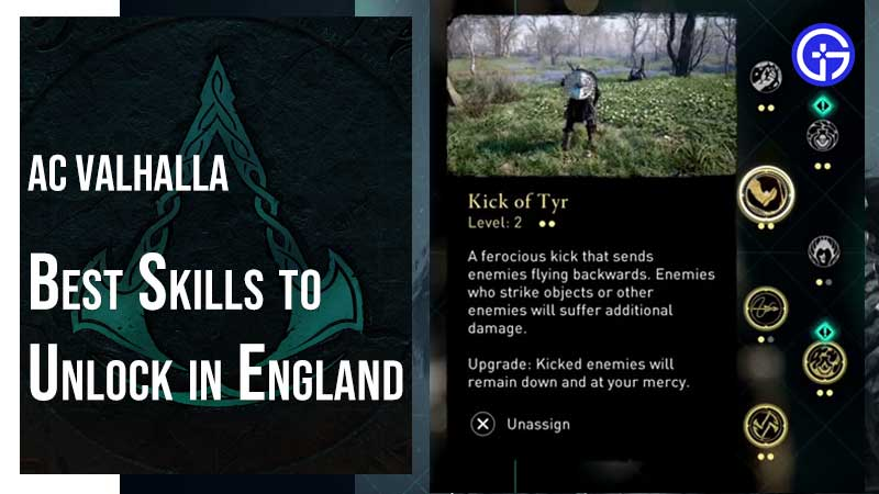 Valhalla Best Abilities in England