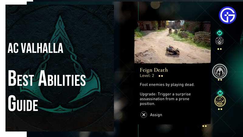 Valhalla Best Abilities Guide