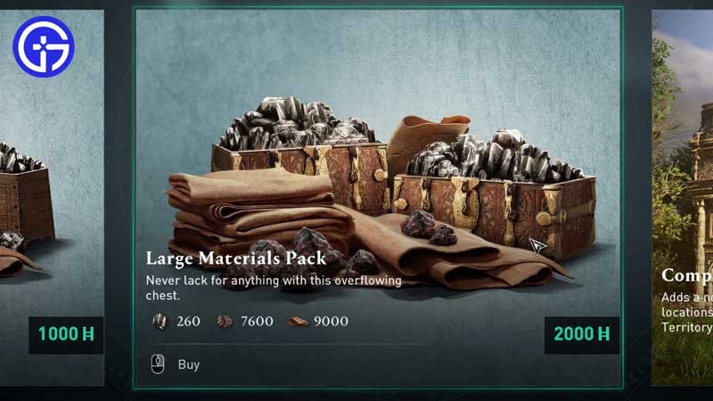 Valhalla Material Pack