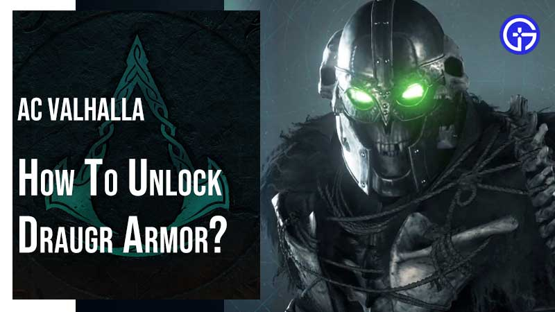 Valhalla Unlock Draugr Armor