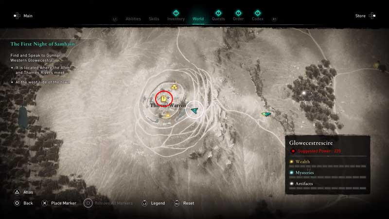 vengeance of thor ability upgrade book of knowledge location in ac valhalla