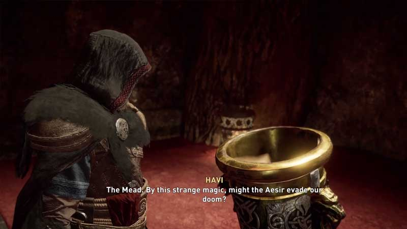 where to find the mead for a feast to remember quest in AC Valhalla