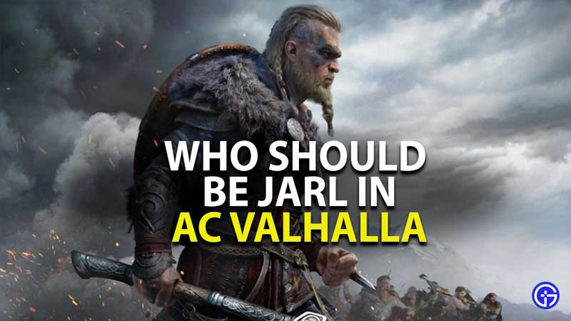 who should be jarl in assassin's creed valhalla