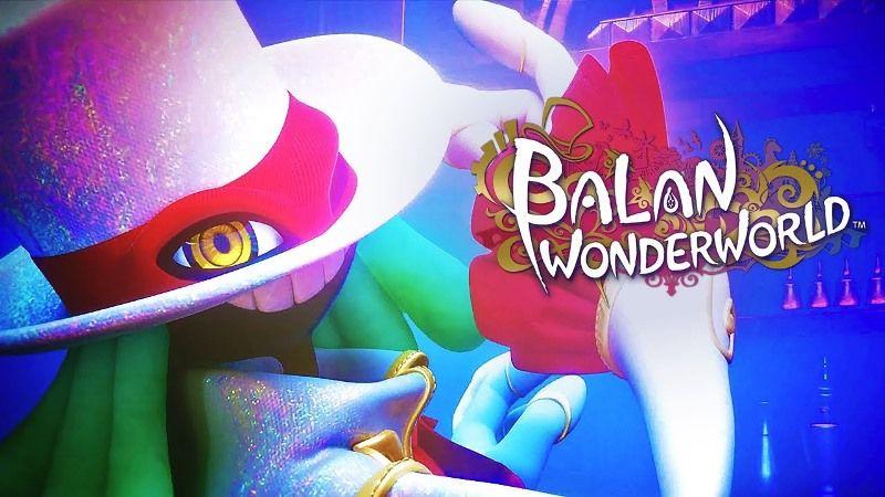 Balan Wonderworld Spectacle Trailer Showcases Bosses, Costumes, & More