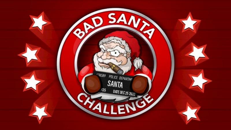 BitLife Bad Santa Challenge Guide