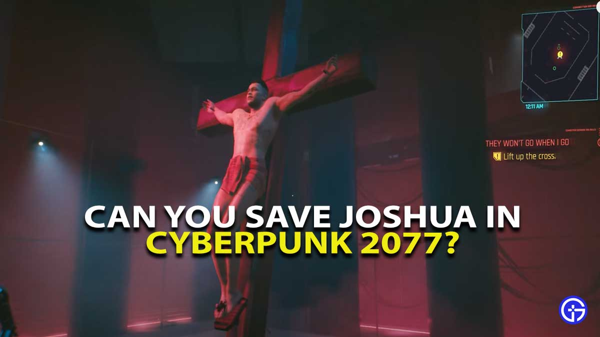 Can You Save Joshua