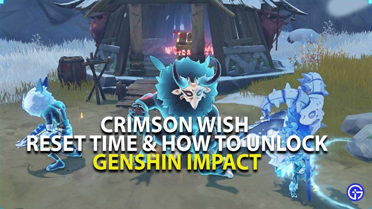 Crimson Wish Guide