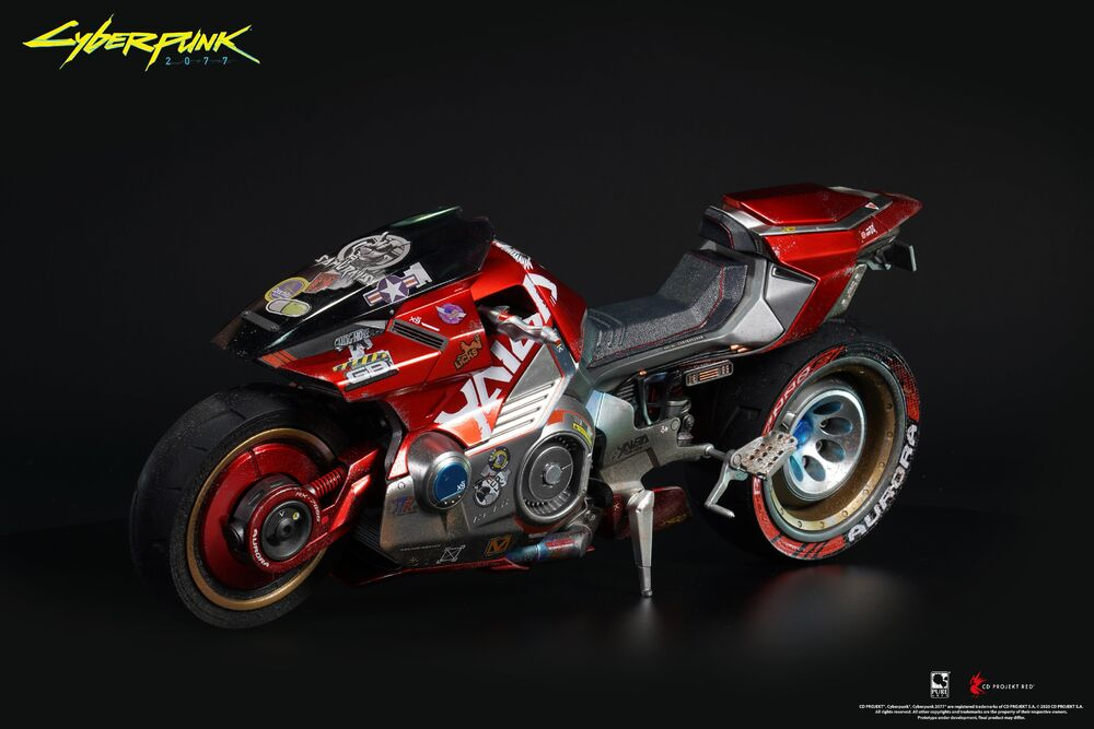 Cyberpunk 2077 Fastest Bike