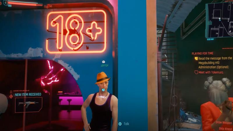 Cyberpunk 2077 Prostitute Guide