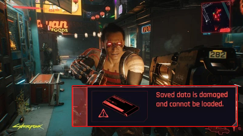 Cyberpunk 2077 Save File Bug Solution Guide