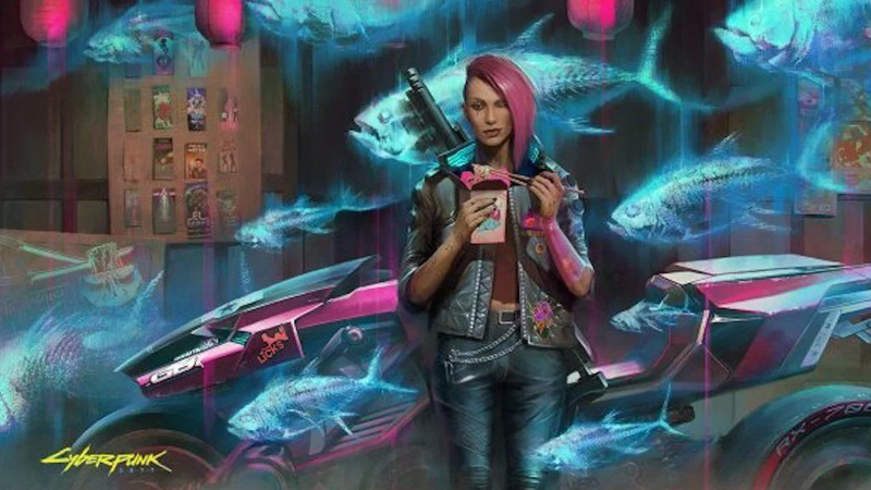 Cyberpunk 2077 The Gig Free Reward
