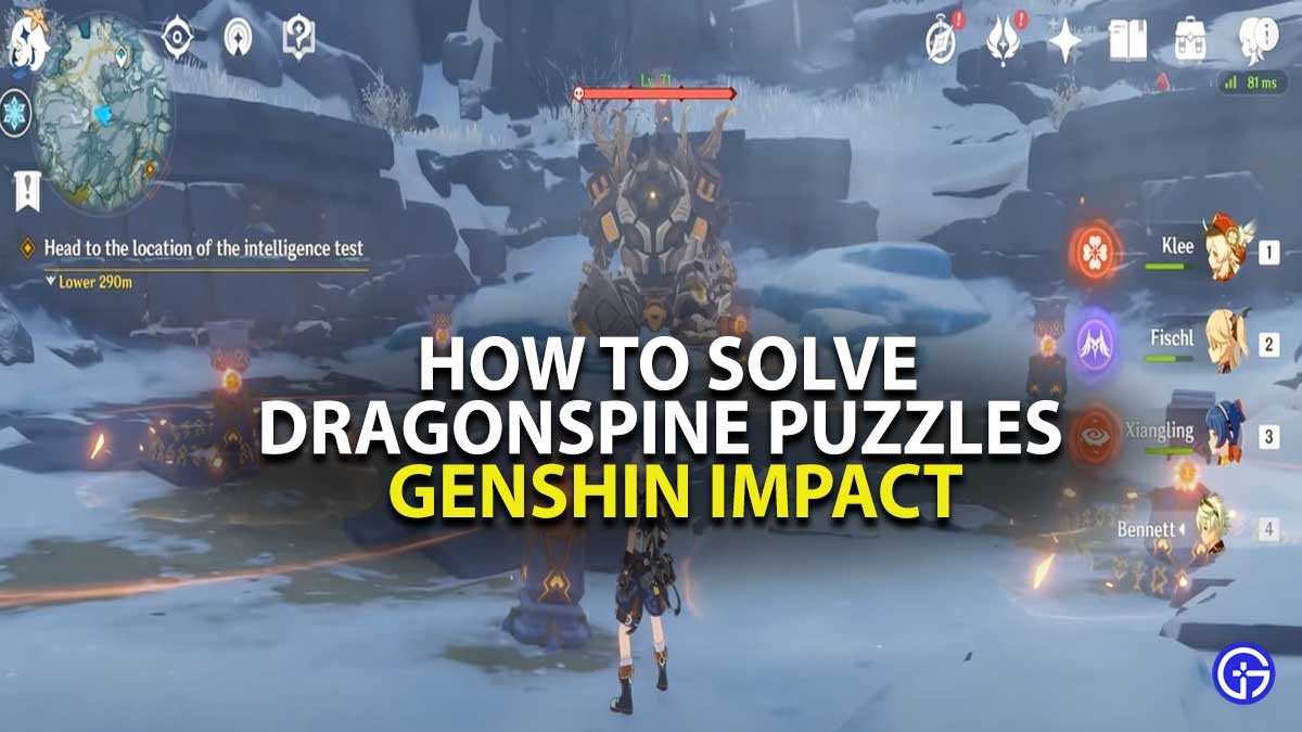 Dragonspine Puzzle Solution Guide