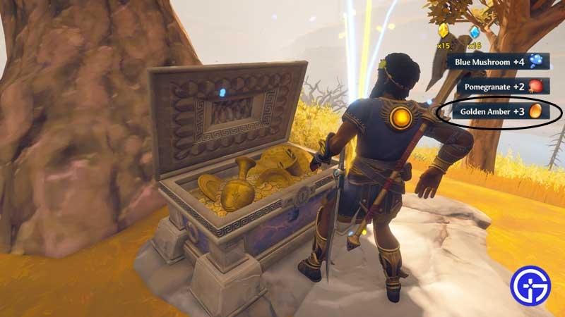 Golden Amber Immortals Fenyx Rising Guide