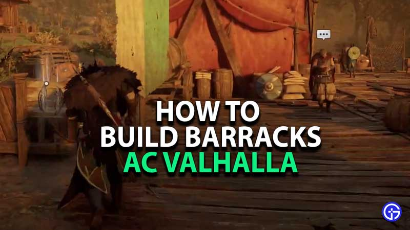 How-to-build-barracks-ac-valhalla-settlement-guide