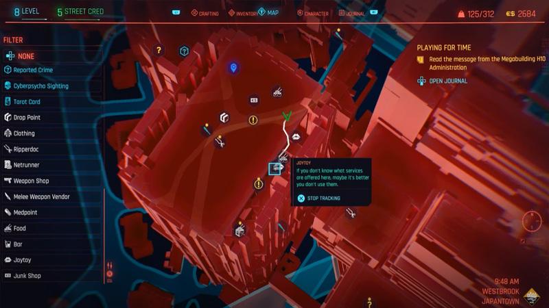 Cyberpunk 2077 JoyToys Guide