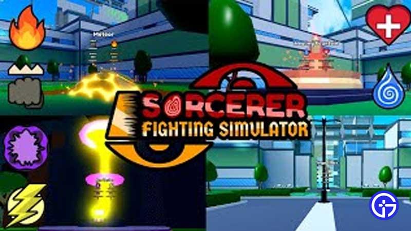 Sorcerer Fighting Simulator Codes