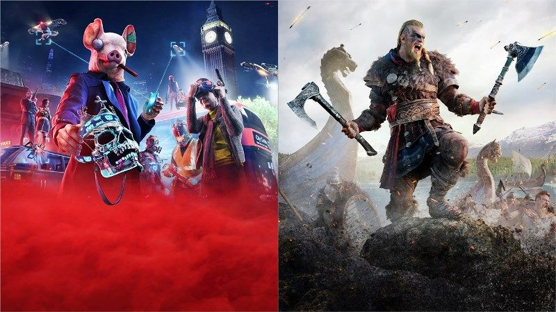 Ubisoft Is Fixing Assassin's Creed Valhalla & Watch Dogs Legion PS5 Upgrade Problems