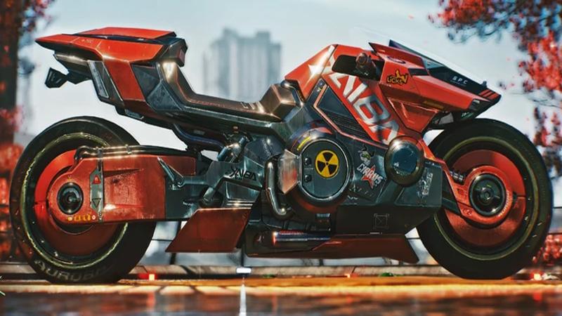 Yaiba Kusanagi CT-3X best vehicles in cyberpunk 2077