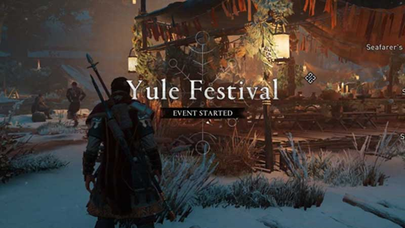 how to farm yule tokens in Assassin's Creed Valhalla
