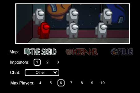 Best Among Us 6 Player Settings