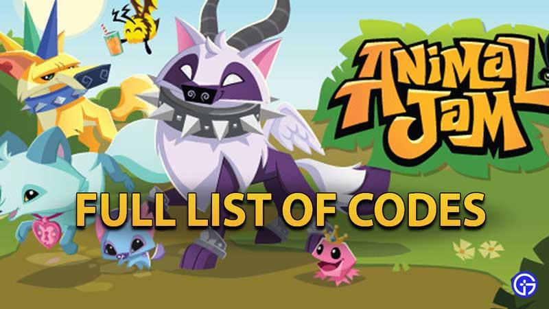 animal-jam-codes-list