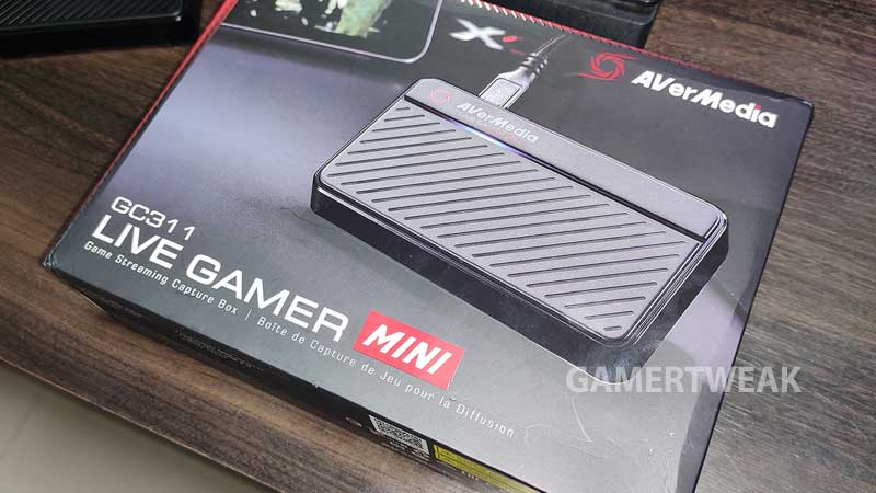 Avermedia Live Gamer Mini Review