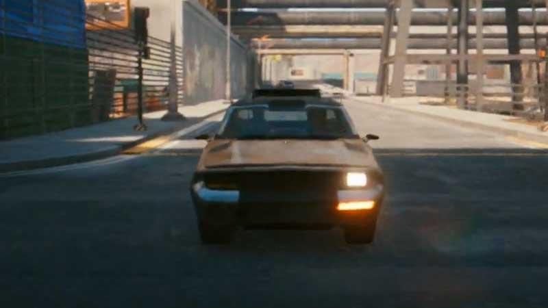 can-you-keep-stolen-cars-in-garage-cyberpunk-2077