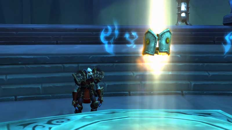 crafting legendary armor and upgrading in wow shadowlands