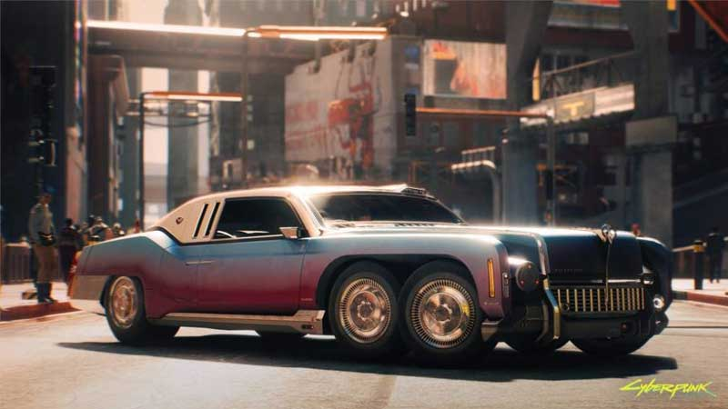 how to customize cars in cyberpunk 2077