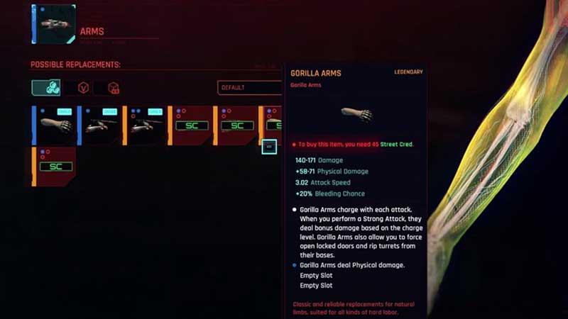 cyberpunk-2077-best-arms-cyberware