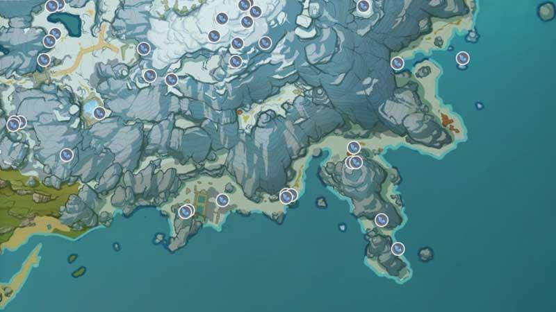Starglow Cavern Star Silver Location