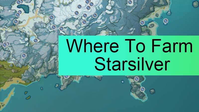 Genshin Impact Star Silver Location Guide